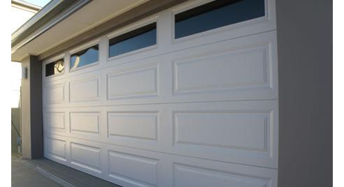 Sectional Garage Doors Sydney From Deville Garage Doors
