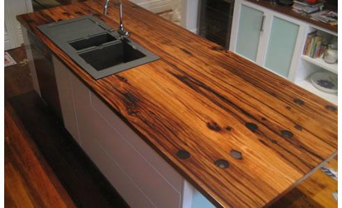 Timber Benchtops From Ironwood Australia