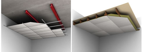 Fire Rated Ceilings And Floors Melbourne From Promat