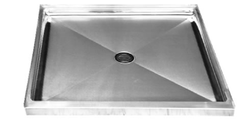 Stainless Steel Shower Trays From Stoddart Manufacturing