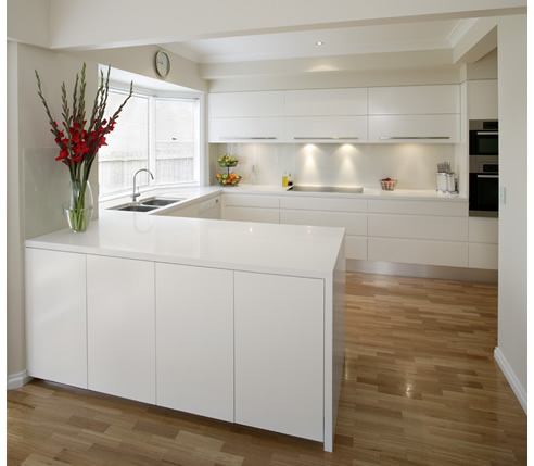 Custom Built Kitchen Cabinets from Wonderful Kitchens