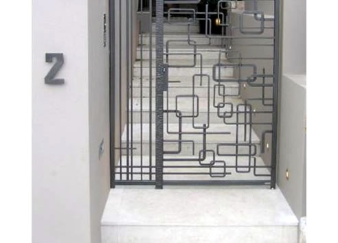 Wrought Iron Gates Sydney From Wrought Artworks