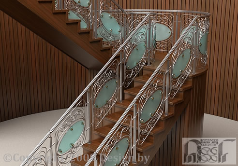 Balustrade With Glass Panels Advanced Stainless Steel