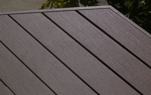 Eco friendly alternative to timber decks futurewood for Alternative to decking
