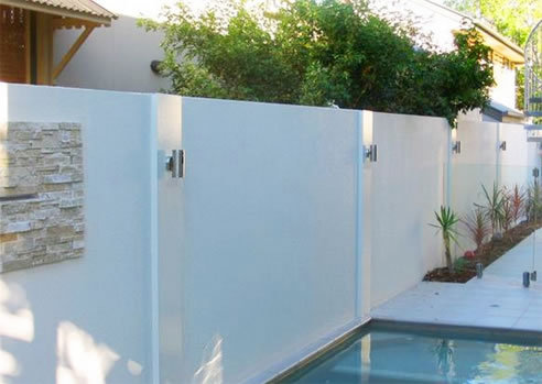 Traditional Boundary Wall Styles Modular Wall Systems