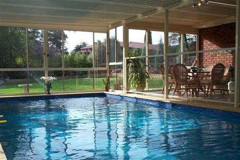 Pool Enclosure By Sunrooms Plus Sydney From Spacespan