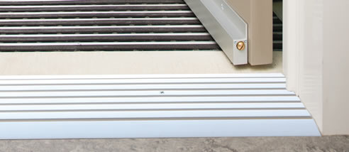 150mm Wide Threshold Plates Raven Products