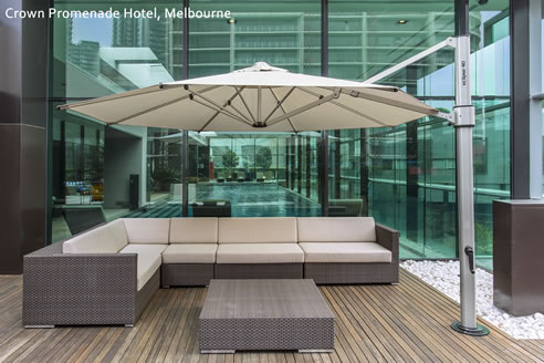 Aluminium Outdoor Lounge Chairs