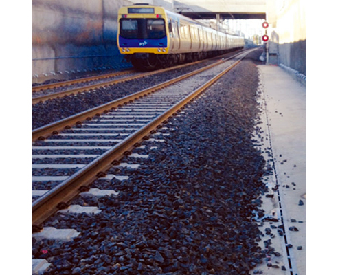 Rail Track Drainage And Infrastructure Case Study Aco