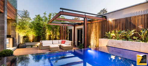 Heating Solutions For Landscape Garden Design Thermofilm