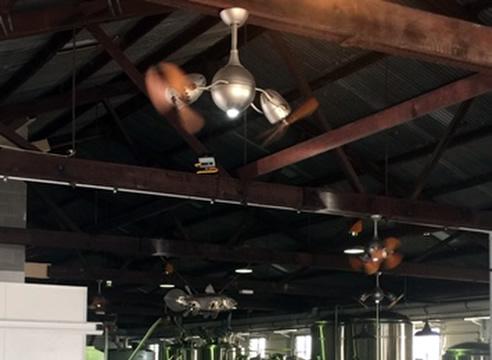 Atlas acqua ceiling fans prestige fans acqua ceiling fan mozeypictures Image collections