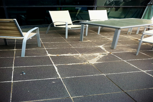 Successful Leaking Balcony Repairs from Building Services Australia