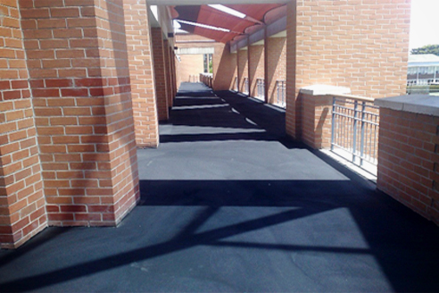 Balconies and walkways from Building Services Australia