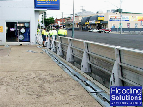 Flood protection devices from Flooding Solutions