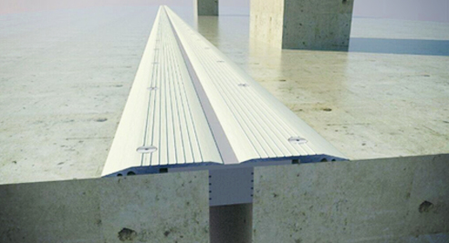 Expansion joints in commercial, public, and civil construction from Unison Joints