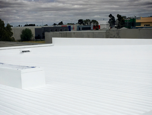 Solar PV roof from Cocoon Coatings