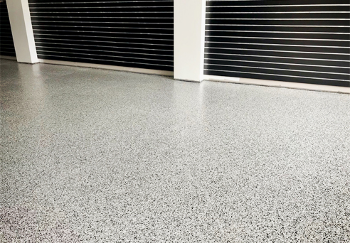 Durable resinous flooring from LATICRETE