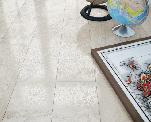 Lappato floor tiles from MDC Mosaics & Tiles