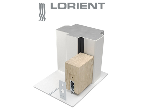 lorient seal Pyropanel Life Safety Door