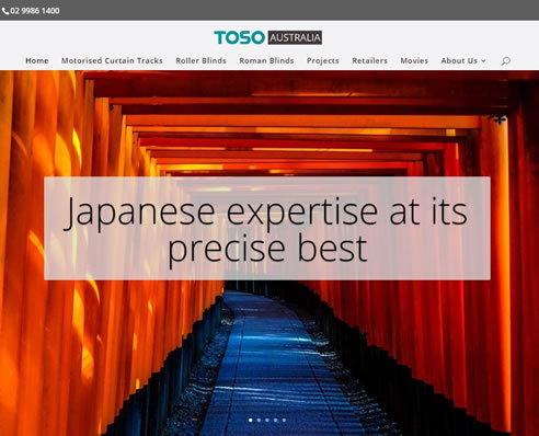 toso website