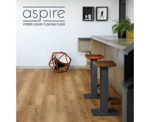 Waterproof Lvt Flooring Aspire Hybrid Preference Floors