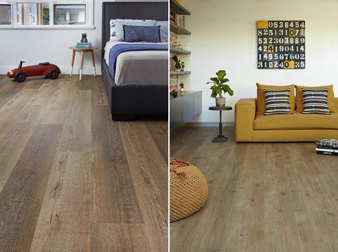Waterproof Lvt Flooring Aspire Hybrid Preference Floors