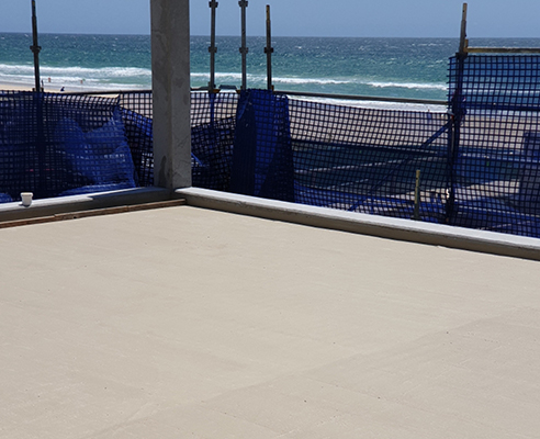 Balcony and Deck Waterproofing Surfers Paradise