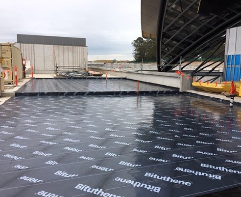BITUTHENE® Post-Applied Waterproofing Membrane from GCP