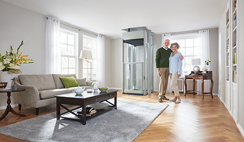 Home Lifts Sydney and Melbourne from Compact Home Lifts