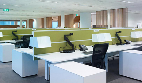 Office Furniture for Urban Growth Sydney from Aspect