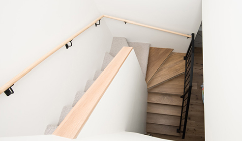 Period Home Attic Extensions: Staircase