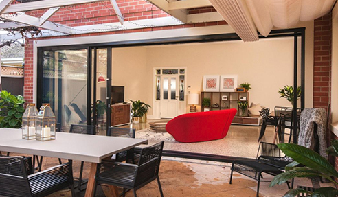 ProGlide® High Performance Sliding Doors Adelaide from Alspec