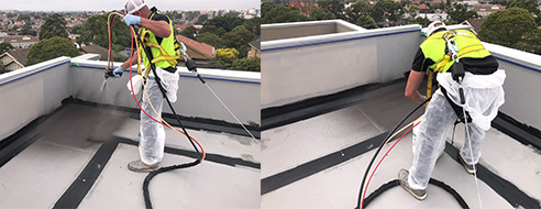 Rooftop Remedial Waterproof