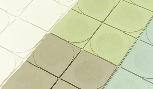 Stonini™ Decorative Wall Panels in Small Format Tiles from Di Emme