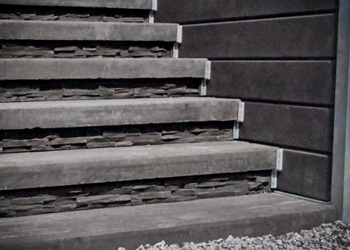 Concrete Sleepers for Retaining Walls from Outback Sleepers Australia