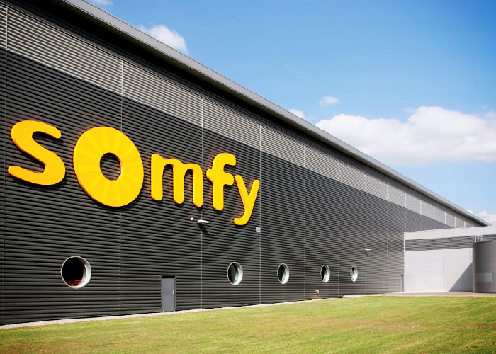 Dynamic Solar Shading Solutions from Somfy