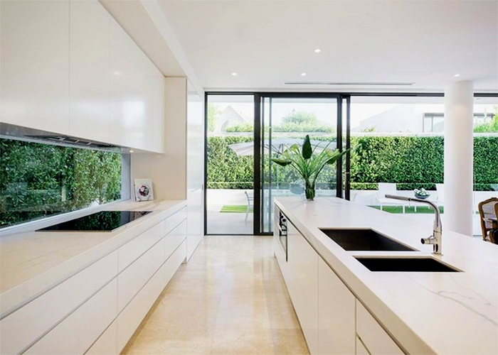 Designer Marble Kitchens Sydney by RMS Marble
