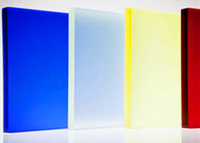 Satin Finish Acrylic Sheets from Allplastics