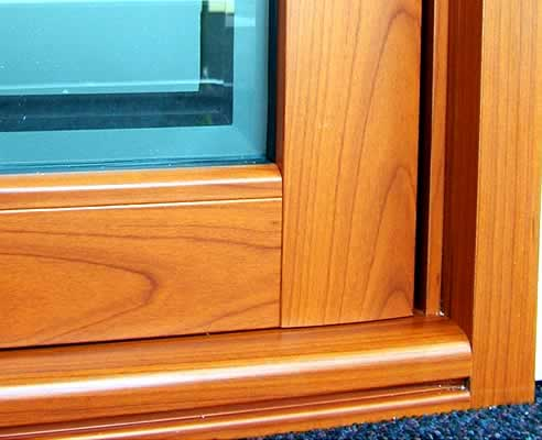 Genesis Timber Window Finish From Decowood