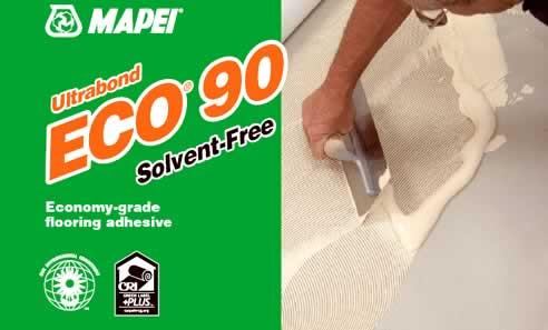 Ultrabond Eco 90 Multipurpose Flooring Adhesive From Mapei