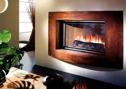European Designed Fireplaces From Cheminees Chazelles