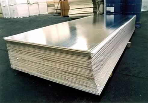 Reflectboard Reflective Foil Plasterboard By Solartex