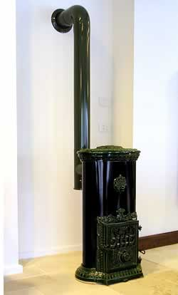 Petit Godin 19th Century Fireplaces At The Good House