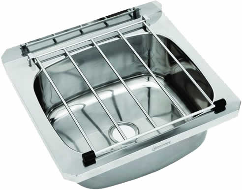 Grades Of Stainless Steel Sinks : Cleaners sink from Woodroffe Equipment Australia