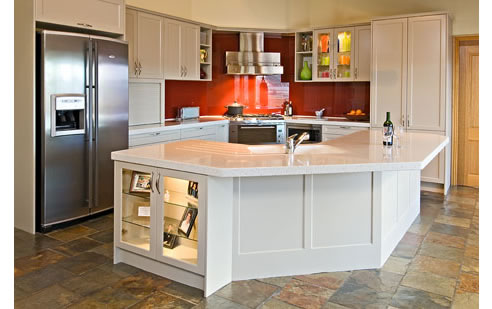 Kitchen Cabinet Refinishing Design Ideas, Pictures