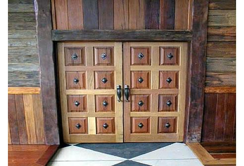 & Handmade Timber Doors Sydney from Ironwood