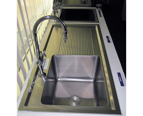 ... to make the task of specifying laboratory sinks and laboratory bowls
