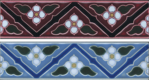 art deco borders. art deco border tiles