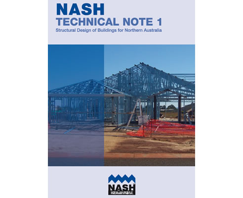 technical note structural design of buildings for northern australia