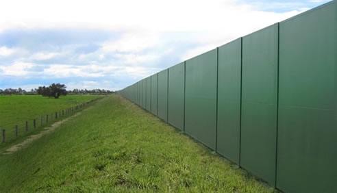 Noise Insulated Commercial Walls Modular Wall Systems